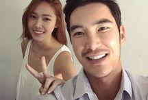 Jung Jessica w her friends