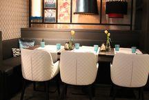 Restaurant /café interieur