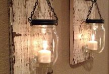 Rustic/boho home decor