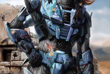 Cyber armor