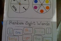 Kinder Sight Words / by Katie Novotny
