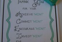 Teacher appreciation treats / Teachers are cool!