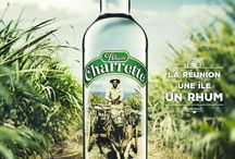 À la Réunion, on ne dit pas Rhum on dit Charette / Visites http://www.rhum-charrette.com/ et le site des Rhums Arrangés http://www.rhumarrange.re/ - Pour acheter du rhum réunionnais, visites http://www.yumhbox.com