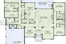 Floor Plans / by Melani Ricks