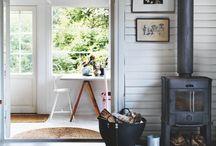 ➕SOMMERHUS / Danish Sommerhus interior inspiration