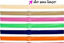 Faixa de Cabelo Eva /  Faixa de cabelo perfeita para qualquer modelo de laço que tenha a presilha bico de pato!