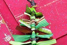 Kerst voor op het werk / Kerstspullen die leuk zijn om te maken met de kinderen van de BSO