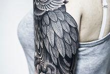 Owl Tatto