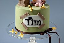 Children's cakes / by Emily Smith