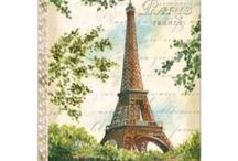 Travels to France / Whether it's Paris or the country side, France is always a good idea! You can remember your trip with these photo albums or by scrapbooking but HelloTraveler will help you on your trip and to remember it.