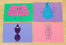 Monsters For Kids... Crafts, Decorations, Party Ideas & More