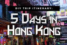 HONGKONG / MACAU TRIPS