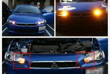 Mitsubishi LED Lights / by iJDMTOY.com Car LED