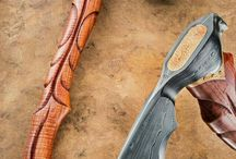 Knifes and axes