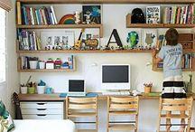 Art room ideas / by Lindsey Joy
