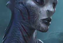 costume alien
