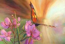 Butterflies / by Edith van Witzenburg