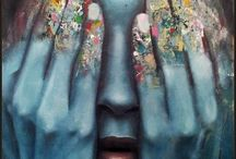 Mihail Korubin / Oil and Acrylic Paintings