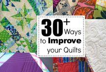 kumaş sanatı -fabric art -Patchwork