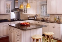 Kitchens / by Rachel Connell