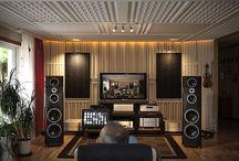 Hifi room