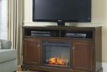 Fireplaces in Furniture