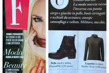 Magazines AW2014 / Suggested look