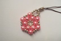 Keychains, phone charms