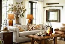 Living room / by Sarah Pires-Lipsit