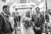 Cissbury Barn Wedding Photos