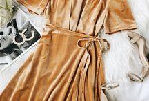 Velvet Outfits | Gimme all the Velvet