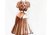 Fashion Illustrations / My illustrations, my art,