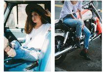 Pamela Love x RE/DONE / by Pamela Love