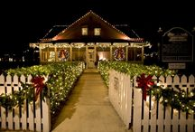Christmas in Naples / Christmas events and decor in and around Naples, FL.