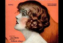 The 1920s / Bésame Cosmetic's Looks of the 1920s / by Besame Cosmetics Store