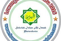 Lowongan Kerja Sekolah Islam Al-Izzah Purwokerto