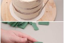 Hochzeitstorte/ Cake Flowers