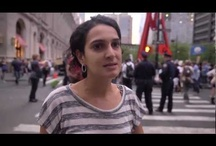 Occupy Wall Street Documentation / A place to capture the evolution of this movement through media. / by Brendan Wypich
