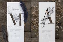 Calendars / All about beautiful calendars