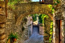 Provence, France / Holiday accommodation in the south of France: Provence and the Cote d' Azur