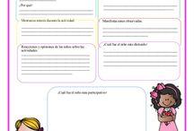 Ideas preescolares