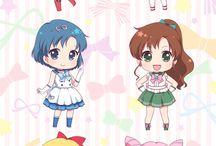 Schattige anime poppetjes! / Anime/Manga stuff!
