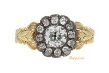 Victorian rings & jewellery / Victorian rings