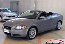 VOLVO C70 2.4 D5 MOMENTUM GEARTRONIC CABRIO:  COUPE'/CABRIOLET