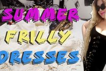 Beautify or modify your own summer dresses