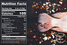 Nutrition / Find out more about what is in a serving of tilapia. #eattilapia