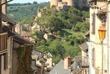 Najac / Un des plus beaux village de France