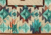 Cross Stitch - Plastic Canvas / by Becki Patterson