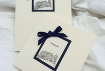 Wedding Invitations / Wedding invitation designs by Millie and Me