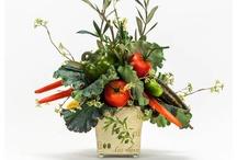 Veggie arrangement
